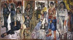 "Artists & critics – Artists as critics"" – Alex Purves – Pateley ..."